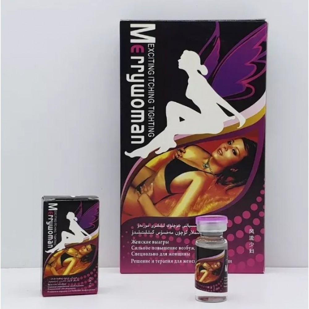 Капли для женщин Merrywoman фото 2