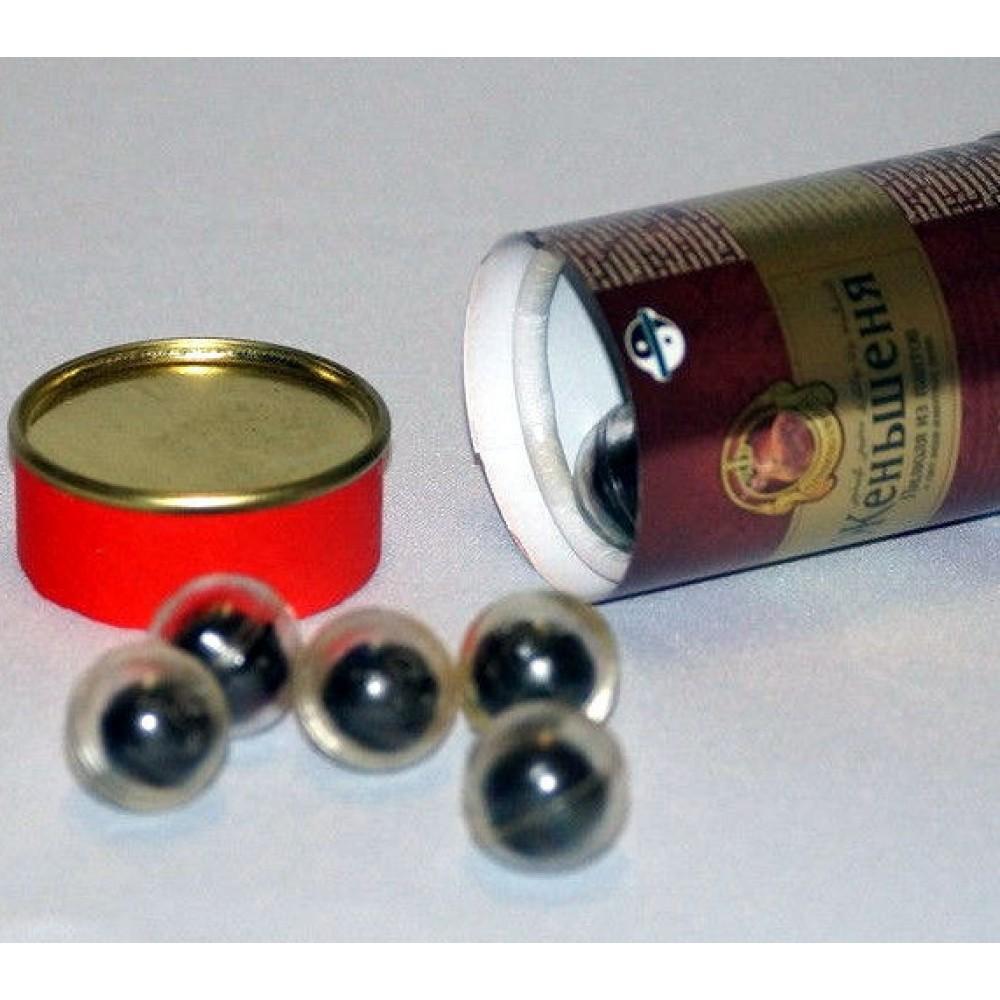 Популярный препарат для потенции Шарики с Женьшенем, 1шт фото 4
