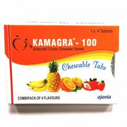 Взбудитель обоюдный Камагра с фруктовым вкусом