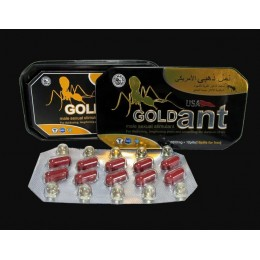Средство для потенции Золотой Муравей 1 упаковка
