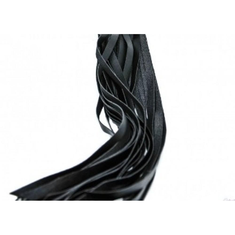 Плеть с серо-черной рукоятью фото 1