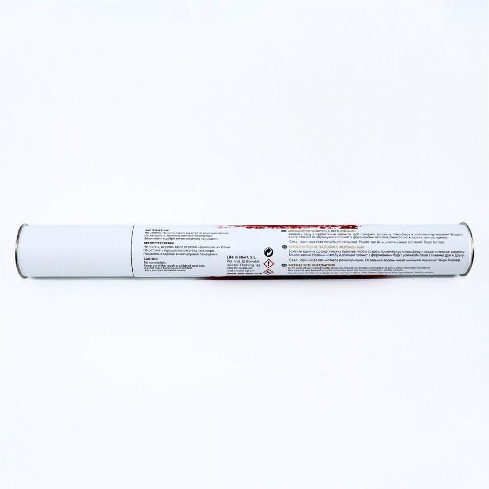 Ароматические палочки с феромонами MAI Vanilla (20 шт) фото 5