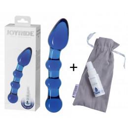 Стеклянный фаллоимитатор JOYRIDE Premium GlassiX Set 04