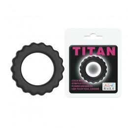 Эрекционное кольцо - TITAN Cock Ring Pink