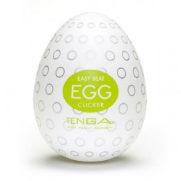 Мастурбатор яйцо Tenga Egg Clicker