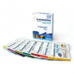 Стимулирующий препарат Kamagra oral jelly, 1 упак.