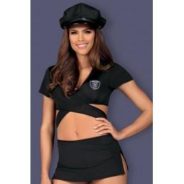 Комплект - Obsessive Police uniform costume, S/M