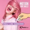 Вагинальные шарики с массажем и вибрацией FeelzToys Motion Love Balls Jivy с пультом ДУ фото 2