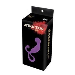 Массажер простаты MAI Attraction Toys №80 Purple