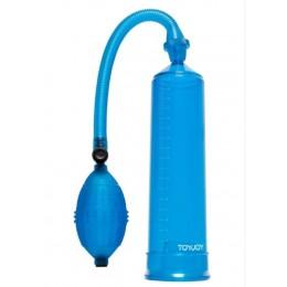 Помпа Pressure голубого цвета