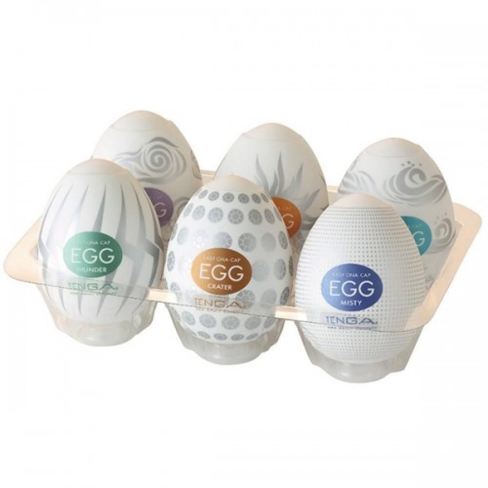 Мастурбатор яйцо Tenga Stepper фото 1