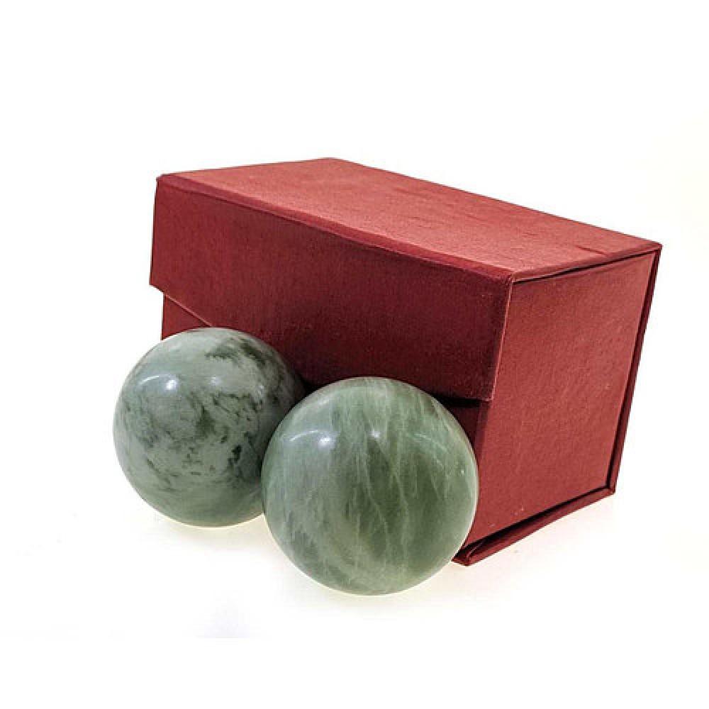 Нефритовые вагинальные шарики для тех, кто хочет контролировать мышцы! фото 1