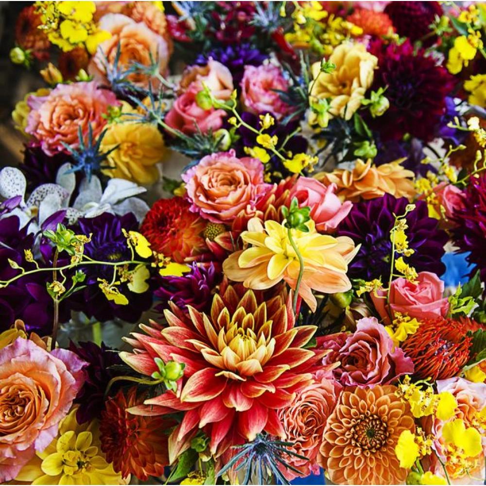 Духи женские Perfumy - blister 5 ml Flower 1  фото 2