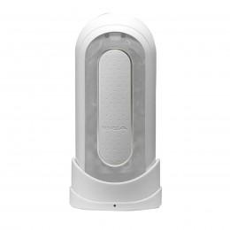 Мастурбатор Tenga Flip Zero Electronic Vibration White