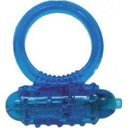 Эрекционное кольцо с вибрацией Silicone Soft Cock-Ring создано для тех, кто любит неординарность!