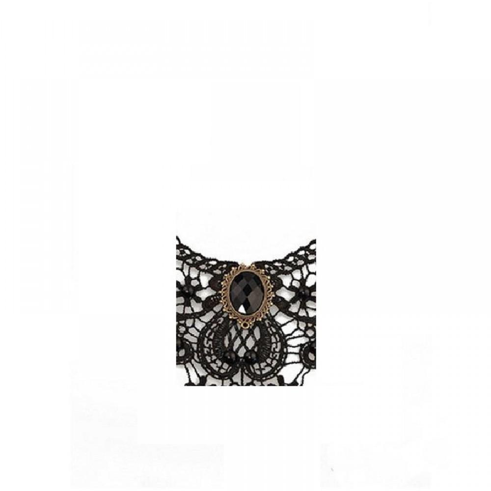 Ажурное ожерелье для великолепных соблазнительниц  фото 1