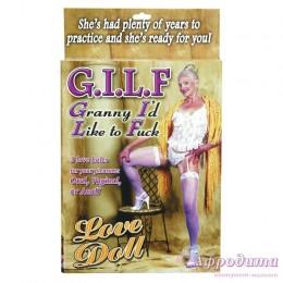 Секс кукла Granny I'd like