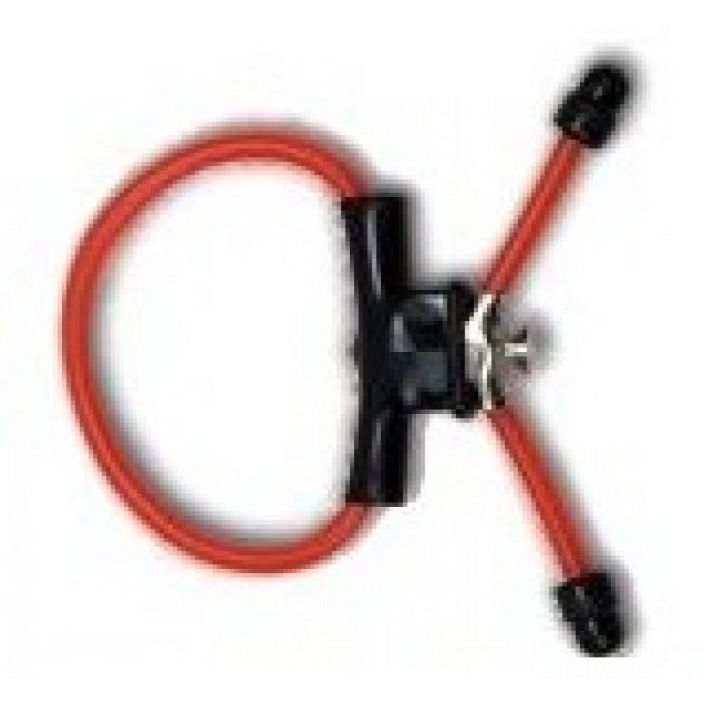 Эрекционное кольцо Red Sling Penisring создано для самых настырных фото 2