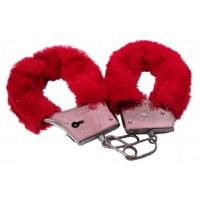 Наручники Fur Love Cuffs отличный сувенир для любимой
