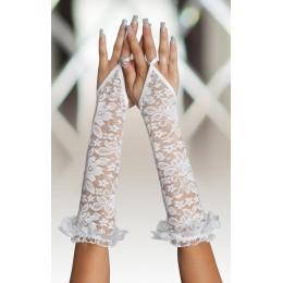 Перчатки Gloves 7708 Soft Line с красивыми ажурными рисунками