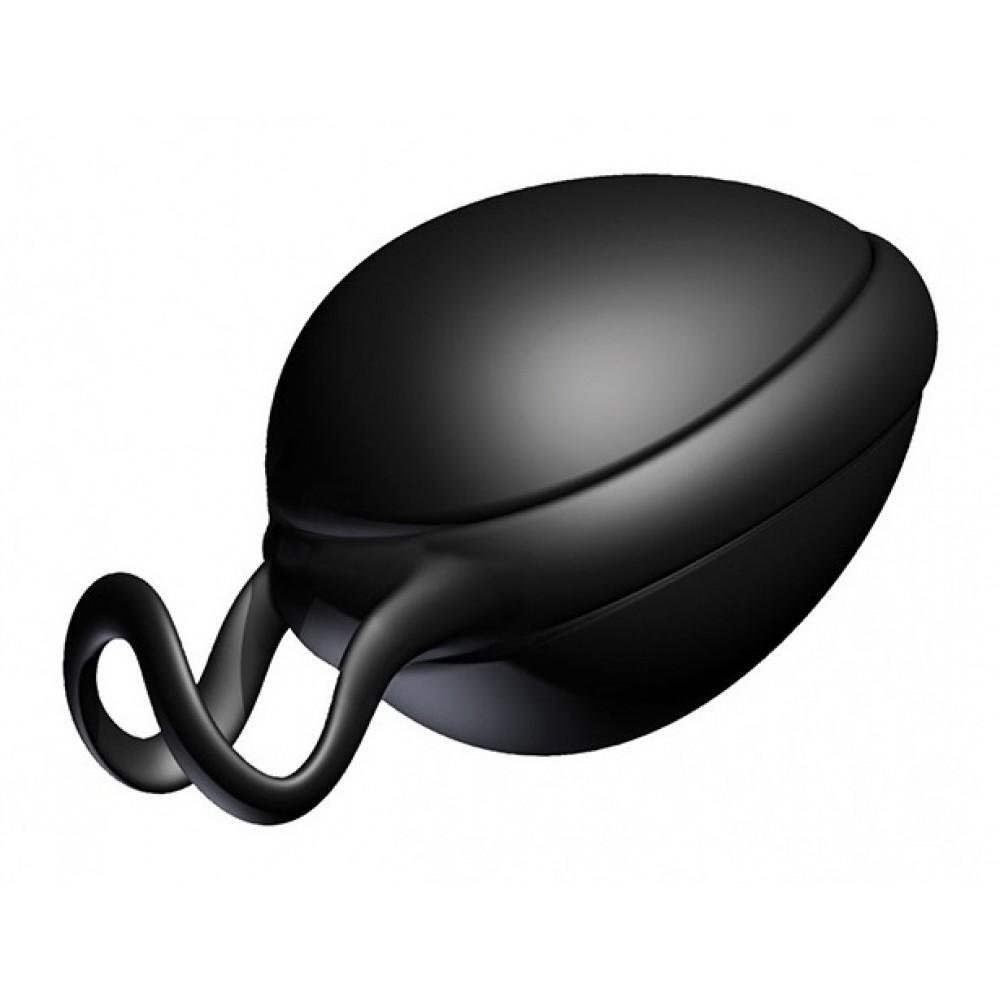 Вагинальный шарик Joyballs secret single black-black невероятно эффективный тренажер