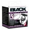 Эрекционное кольцо Black Velvets Cock & Ball Ring с вибрацией, создано для двоих фото 2