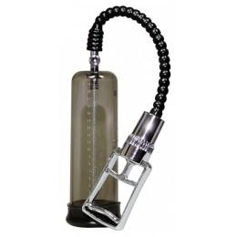 Вакуумная помпа Chrome Line Pump эффективное средство для увеличения размеров мужского члена и усиления эрекции