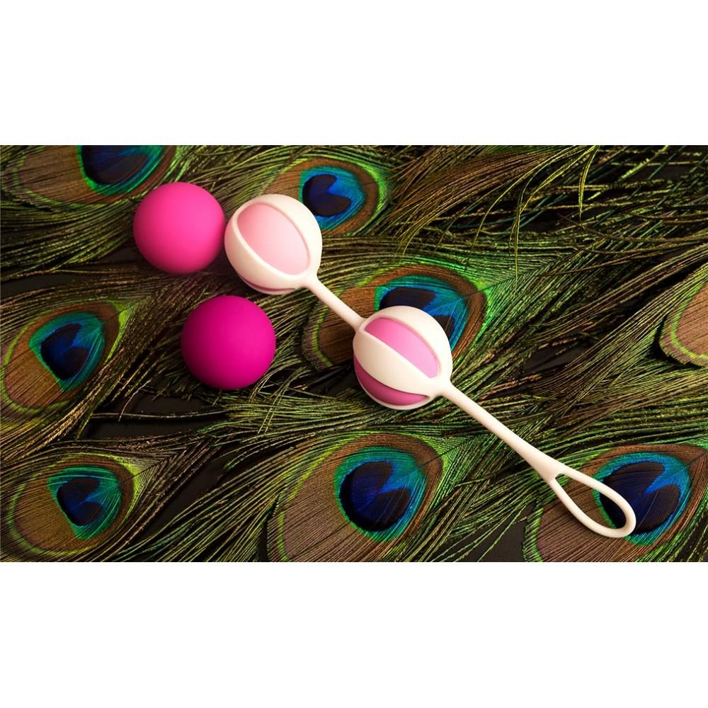 Вагинальные шарики Geisha balls 2 фото 2