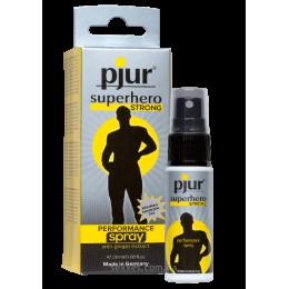 Пролонгирующий спрей Рjur Superhero Strong Spray, 20 мл