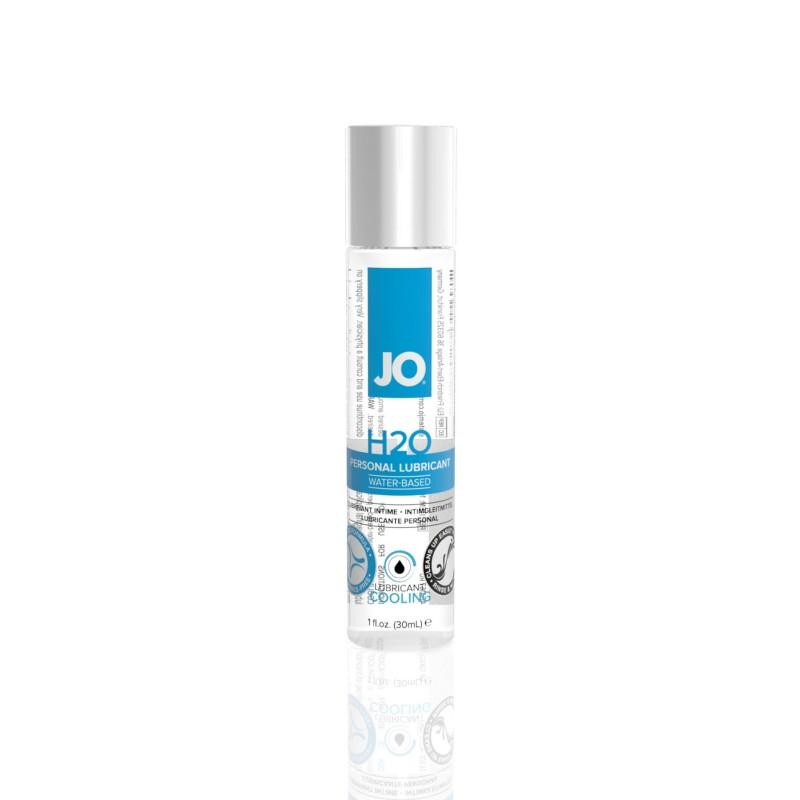 Лубрикант JO H2O Cooling, 30 мл