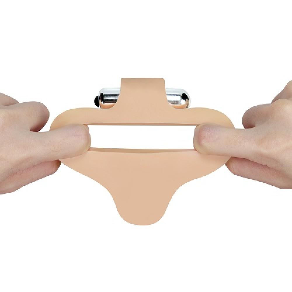 Насадка для двойного проникновения -The Ultra Soft Bead 6.5'' фото 4