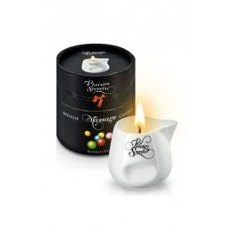 Массажная свеча Plaisirs Secrets Bubble Gum