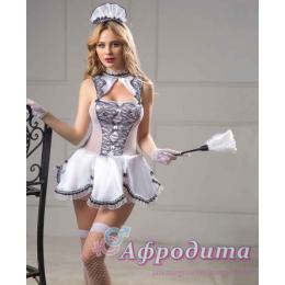 Ролевой костюм Госпожа горничная S/M