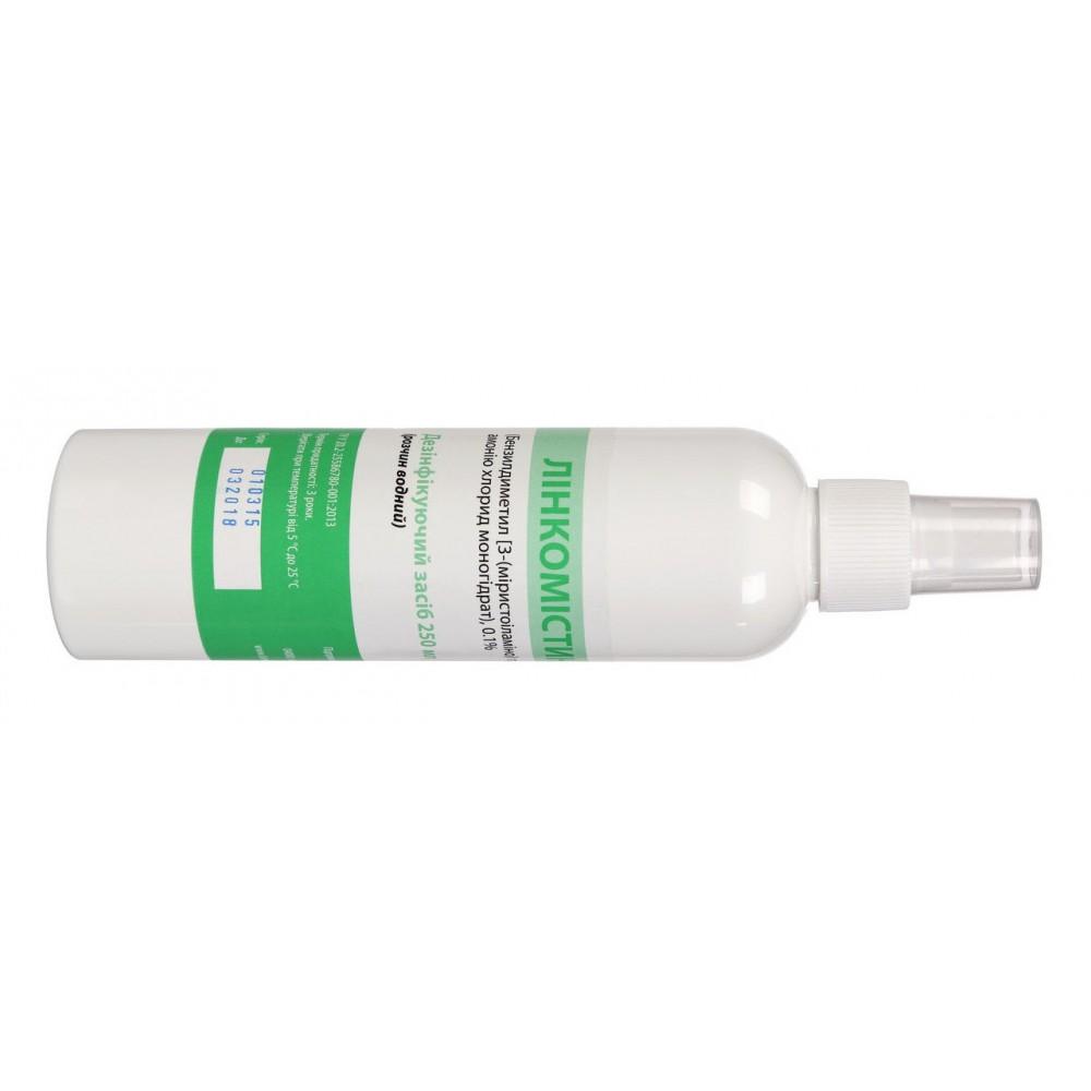 Линкомистин универсальное антисептическое средство фото 1