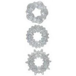 Набор колечек Stardust Rings создан  для продления полового акта и для дополнительной стимуляции!