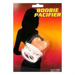 Прикольная соска для мужчин Boobie Pasifier