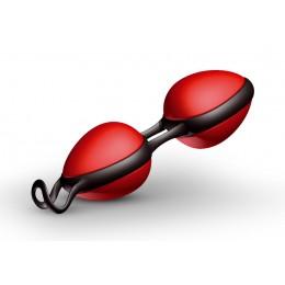Вагинальные шарики Joyballs secret red-black идеально подходят для тренировок