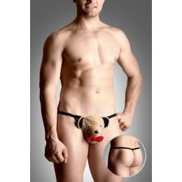 Трусики с мишкой Mens thongs 4492 Soft Line для обаятельных и привлекательных