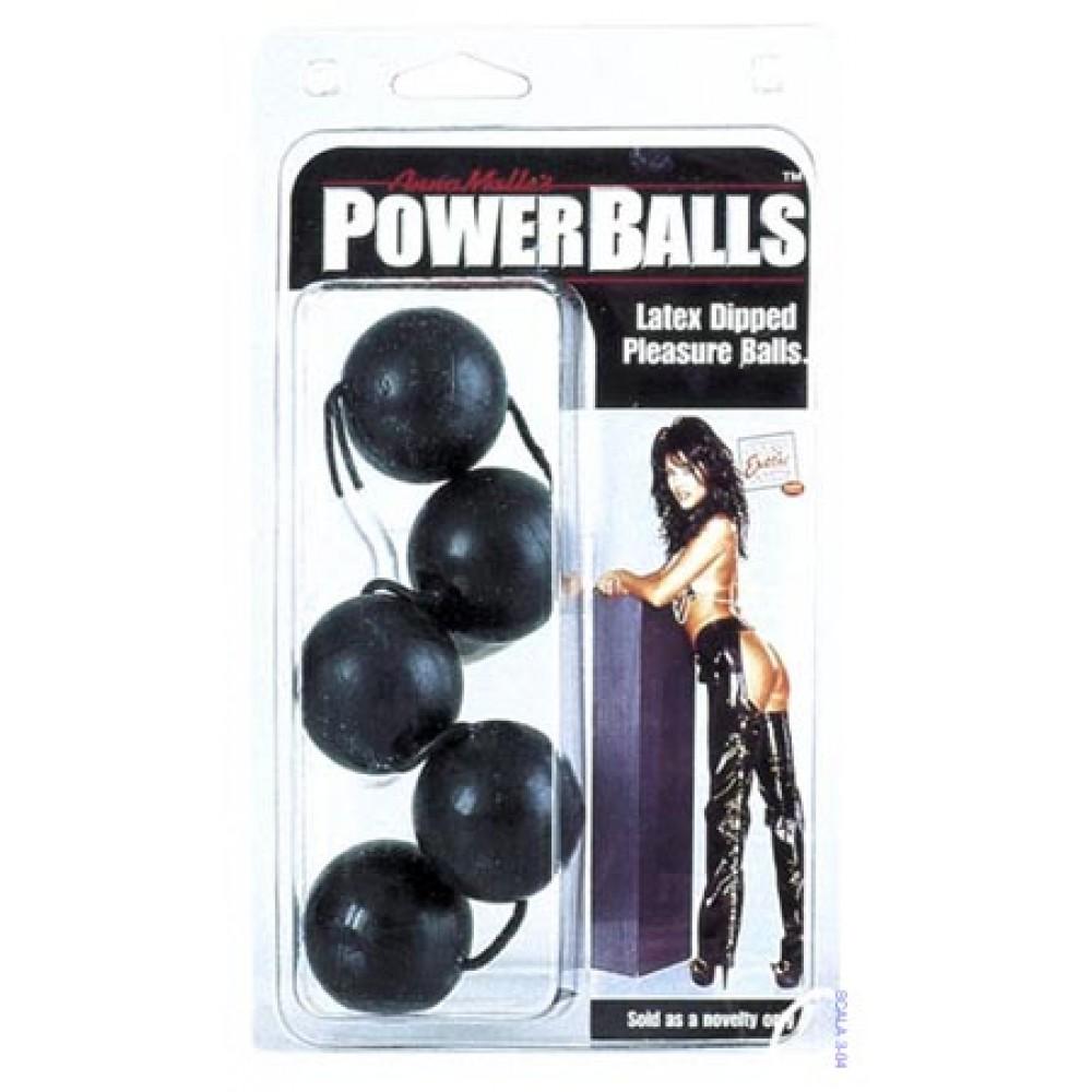 Анально-вагинальные шарики Power Balls