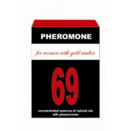 Женские духи Pheromone 69 заставят трепетать всех мужчин вокруг Вас