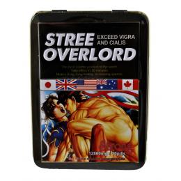 Натуральный препарат для потенции Stree Overlord, 1 шт.