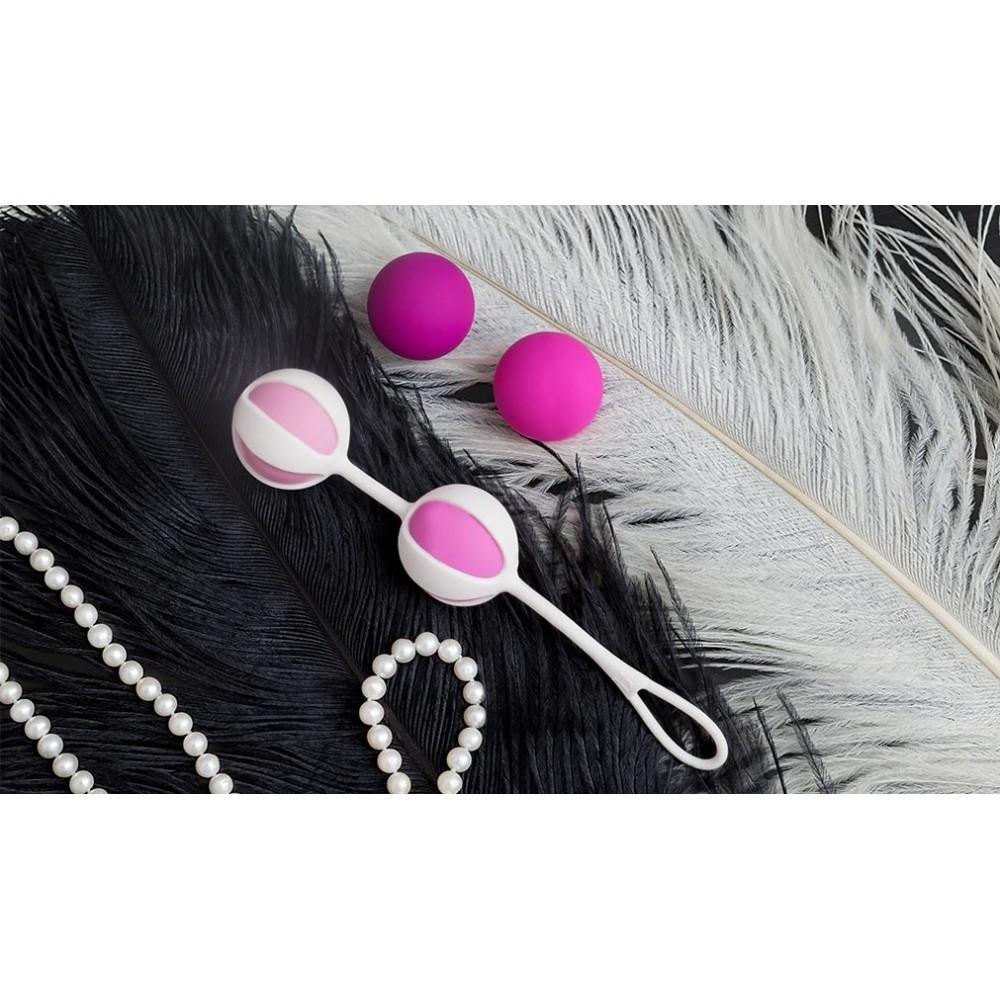 Вагинальные шарики Geisha balls 2 фото 3