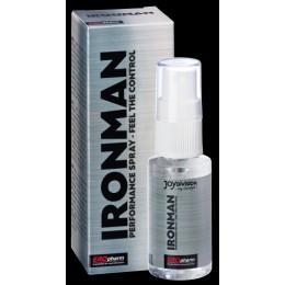 Спрей пролонгатор IRONMAN Spray, 30 мл