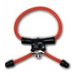 Эрекционное кольцо Red Sling Penisring создано для самых настырных