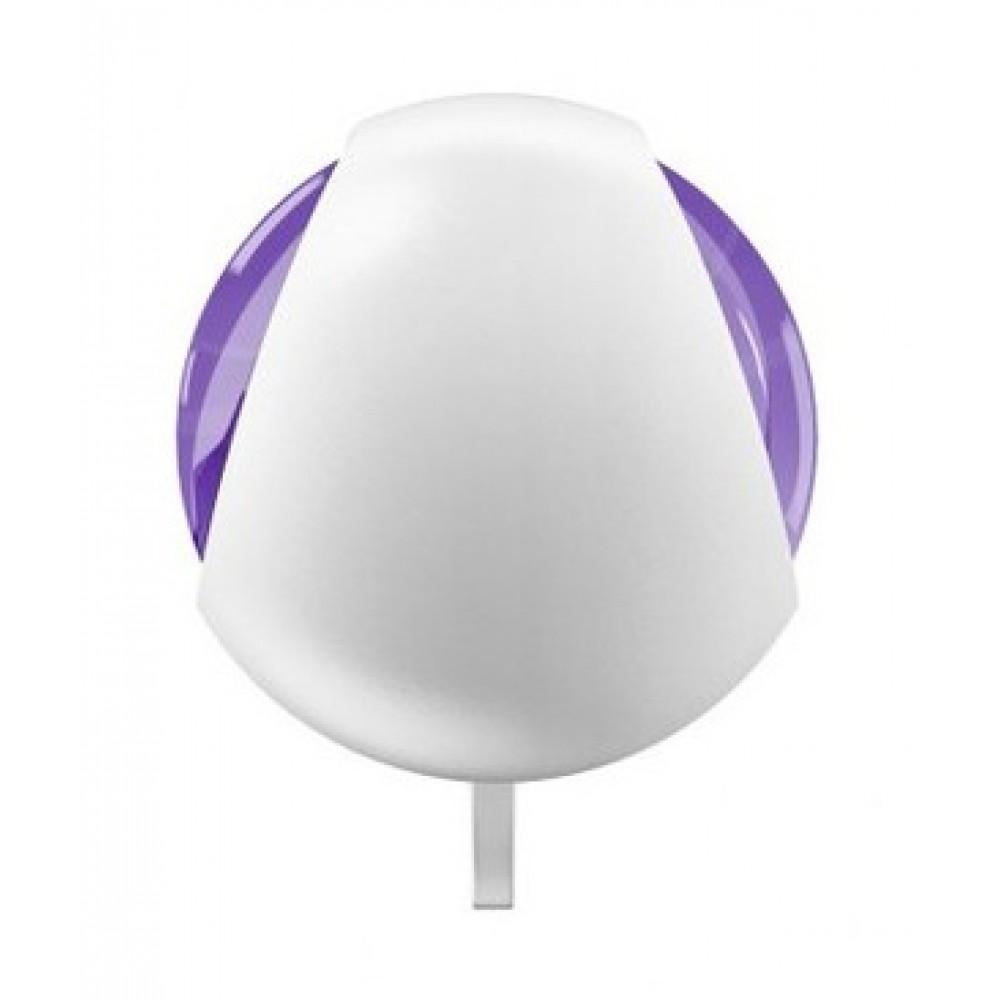Вагинальные шарики OVO L1 Loveballs Violet  фото 3