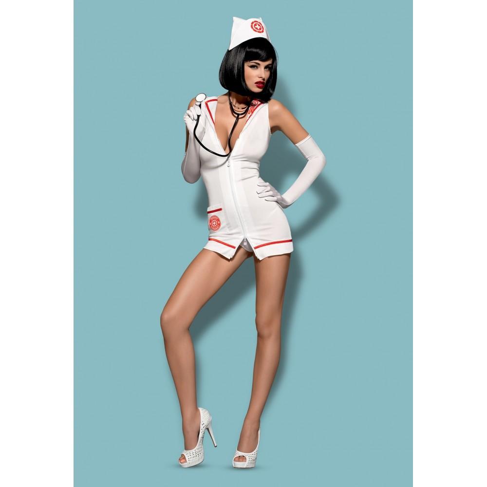 Игровой костюм Emergency dress Obsessive для любительниц ролевых игр фото 3