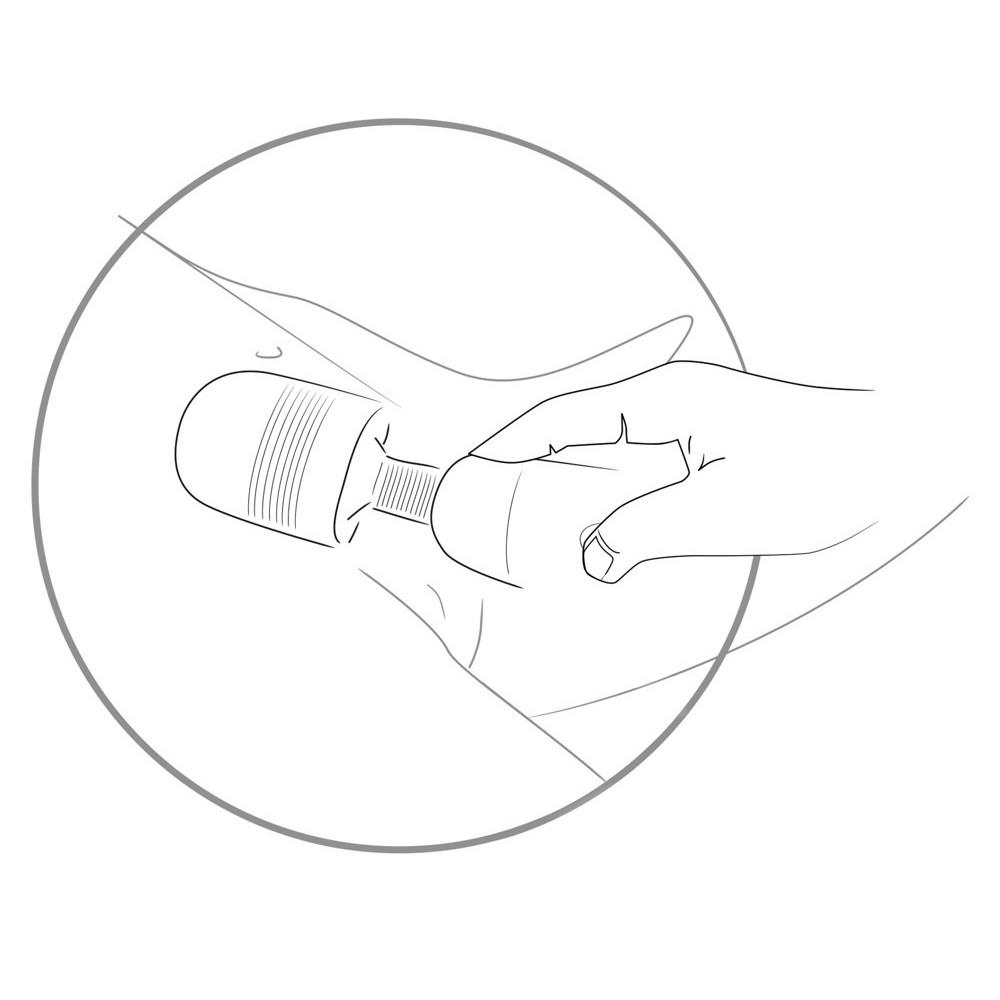 Вибратор микрофон Women´s Spa Massager фото 3