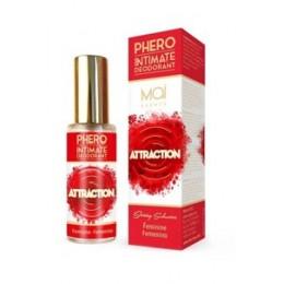 Интимный дезодорант с феромонами MAI Phero Feminino, 30 мл