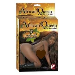 Секс кукла для мужчин Puppe African Queen подарит Вам экзотические ощущения