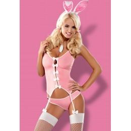 Игровой костюм зайчика - Bunny Suit от Obsessive для нежной и ласковой дамы!